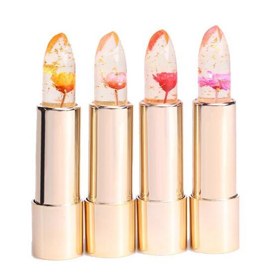 Wholesale New 1Pcs Kailijumei Magic Color Temperature Change Moisturizer Bright Surplus Lipstick Lips Care 3 Colors