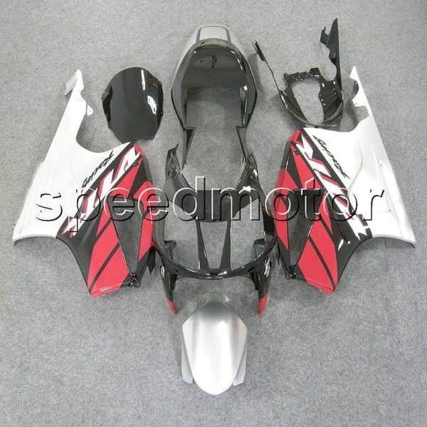Cores + Presentes vermelho branco VTR1000 2000 2001 2002 2003 2004 2005 2006 Motocicleta Carenagem para HONDA VTR SP1 RC51 00 01 02 03 04 05 06