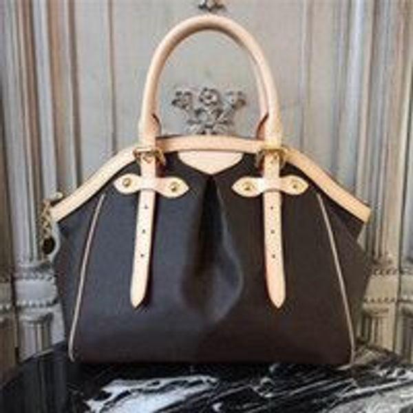 2018NEW The latest style of luxury classic style The best fashion style handmade ladies handbag M40144 #88
