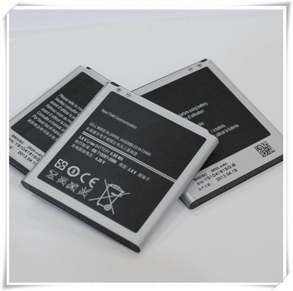Batteria agli ioni di litio originale al 100% per Samsung Galaxy s2 s3 s4 s5 s6 s7 s7 edge Batteria di ricambio per mini s4 mini s5 mini s5 15 paesi gratis