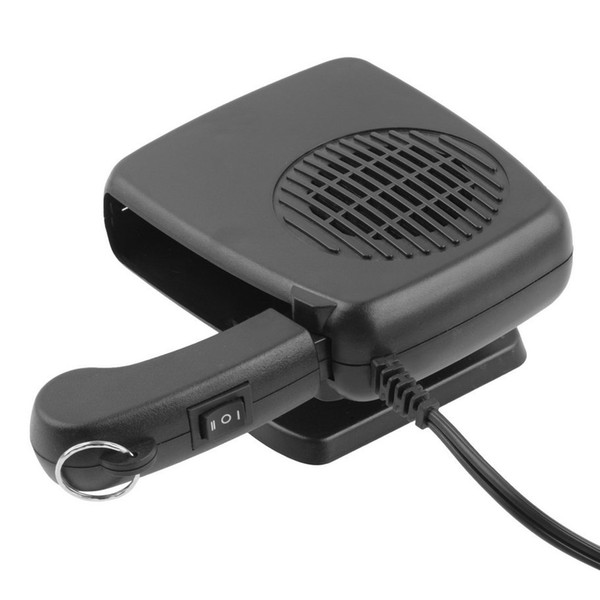 New 12V 150W Portable Car Vehicle Heating Heater Fan Car Defroster Demister Styling