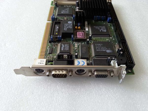 SSC-5X86HVGA REV: 1.8 motherboard industrial 100% testado 100% de trabalho