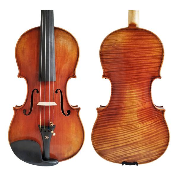 2018 Copy Stradivarius 1716 100% Handmade Oil Varnish Violin + Carbon Fiber  Bow Foam Case Fpvn04 #3 From Zhoukouguitar, $893 88 | Dhgate Com