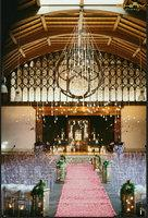 ShinyBeauty Sequin Aisle Runner 30feetx36-Inch Sequin Carpet Runner Hot Pink for Wedding Ceremony Burlap Table Runner