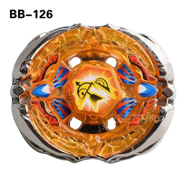 50%Alloy Gyro warrior Toys BB126 Sagittarius Spinning Top warrior Rotation toy Gyro game Novelty Gag Toys
