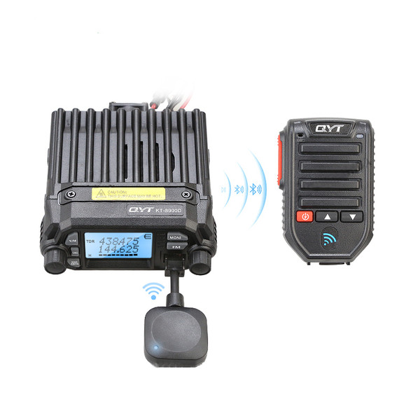 QYT BT-89 Handheld Wireless Bluetooth Car radio Microphone Speaker 10 Meters Receive Range Microphone for QYT KT-7900D/8900/8900