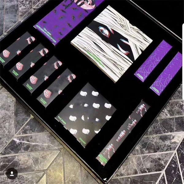 Boo Cosmetic Big Set Collezione di cosmetici Cosmetic Bundle Glitter occhi Lipgloss Lipstick Highlighter Boo Set completo DHL gratuito