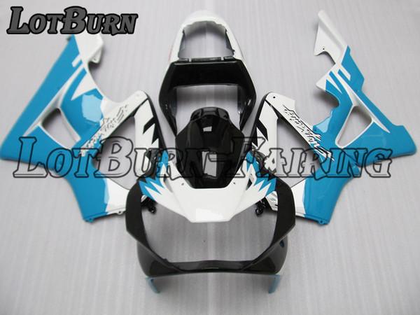 Juego de carenado de plástico adecuado para Honda CBR900RR CBR 900 RR 929 2000 2001 00 01 Conjunto de carenados por encargo de la carrocería de la motocicleta B79