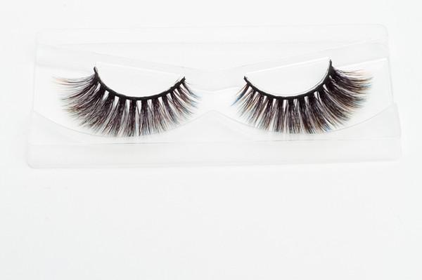 2018 Seashine Luxury Thick False Eye Lash 100% Real 3D Mink Eyelashes 10 Pairs Eyelash Makeup Kit Professional Maquiagem Cilios Natural lash