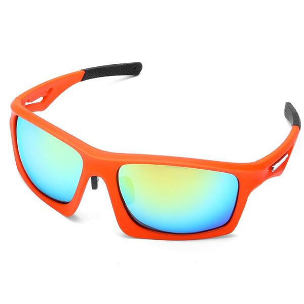 2018 Fashion Brand Kids Sunglasses Child Red green white Sun Glasses Anti-uv Baby Sun-shading Eyeglasses Girl Boy Sunglass