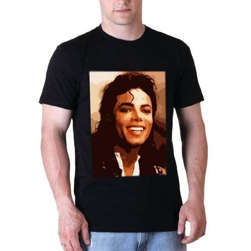 Michael Jackson Mosaic Graphic Tshirt New Men's T-Shirt Tee Size S to 3XL Great Discount Cotton Men Tee 2017 New Fashion Men'S