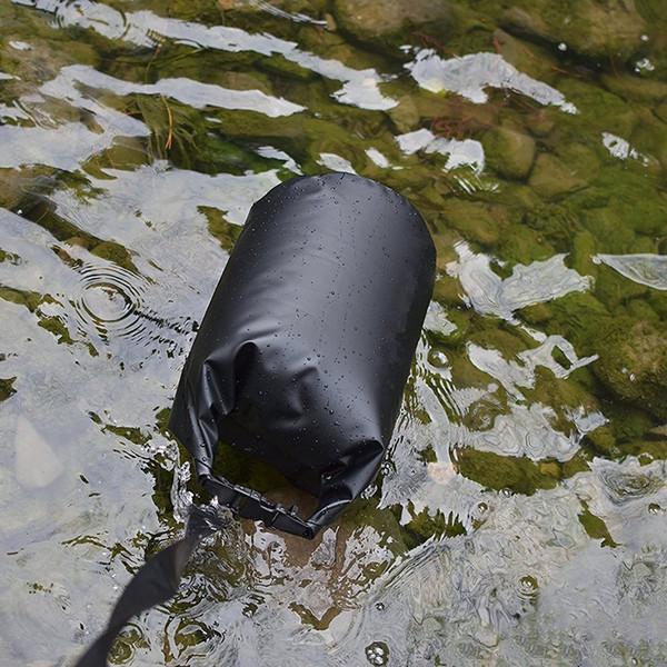 Waterproof Bags Dry Sack Bag For Canoe Kayak Rafting Camping Fishing Swimming Outdoor Sport Bags Travel Kit Equipment 20L