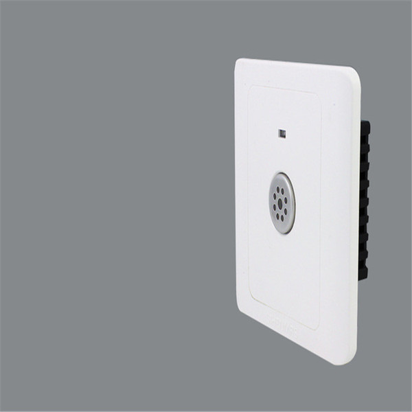 Intelligent Sound and Light Control Switch Engineering Corridor LED Sound Control Induction Delay Switch Panel
