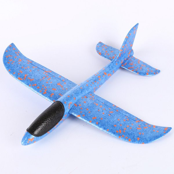 top popular Special Edition Hand Throwing Airplane Foam Airplane Swing Toy Airplane Throwing Glider EPP Resistance Fall 2020