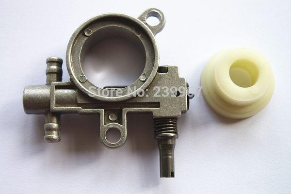 Oil pump gear & Worm for Zenoah Chainsaw G2500 G3800 G3300 G250 G2500TS GZ3500 25CC 38CC Chain saw