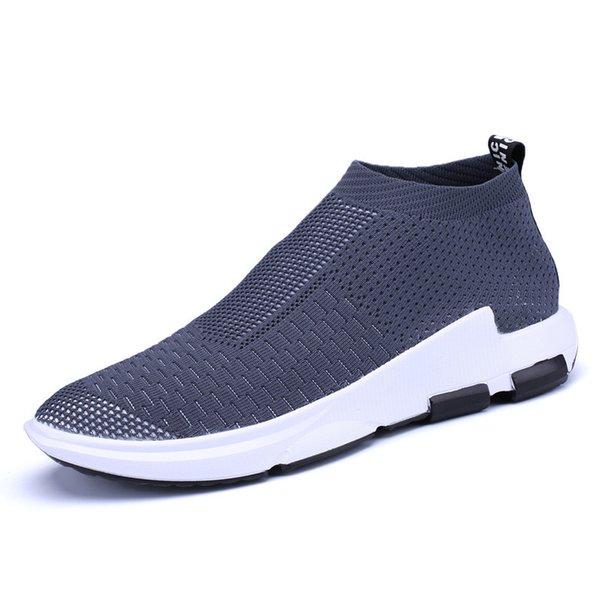 New Outdoor Sports shoes Hot sale Breathable Male Light Weight Shoes Sneakers for man Adult Athletic trainer running