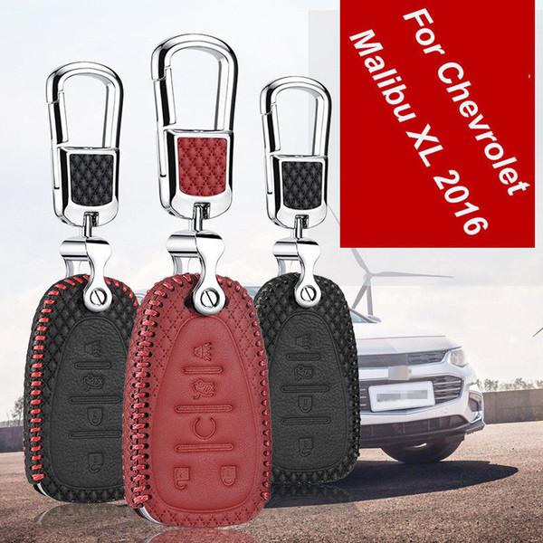 For Chevrolet Malibu XL 2016-2017 Smart Key Keyless Remote Entry Fob Case Cover