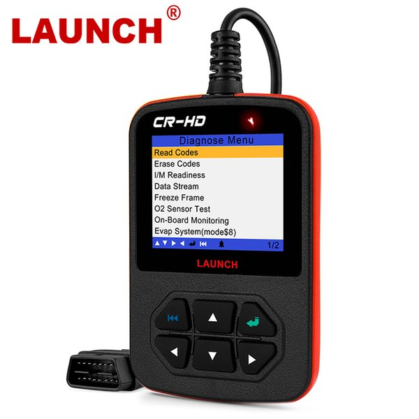 Diagnostic Tool Automotive Scanner CRHD Auto Diagnostic Tool For Heavy Duty Truck with J1939 J1587 J1708 For Heavy Duty