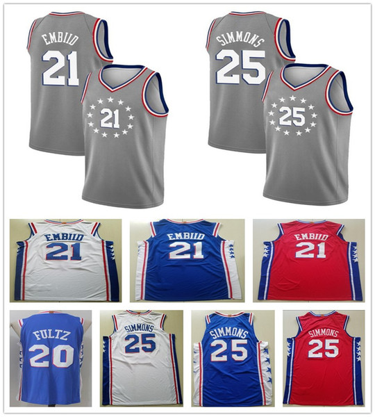 ben simmons city edition jersey