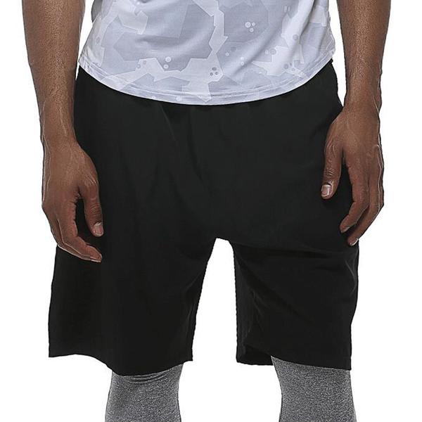 Sıcak satış YENI GYM 3/4 pantolon giyim Koşu Tarzı Adam ŞORT pantolon Trendy Hip Hop Spor Moda spor fit Parkour 2018
