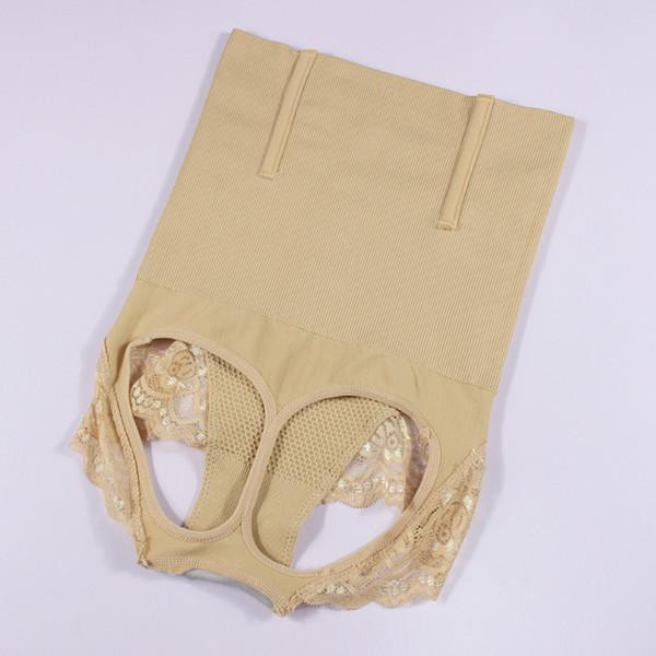 Women Tummy Control Panties High Waist Butt Lifter Women Slimming Body Shaper Enhancer Panty Waist Cincher Waist Trainer CCA8785 100pcs