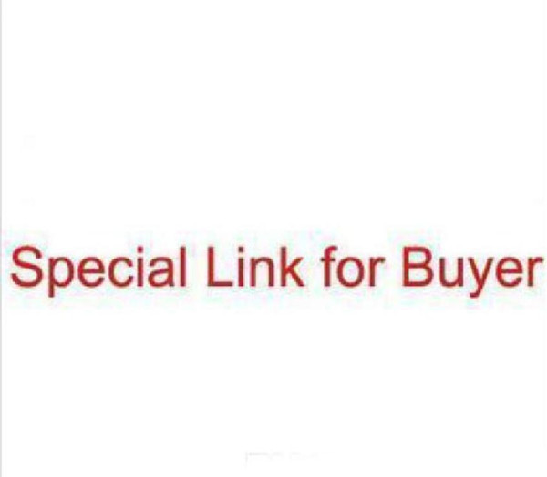 best selling Special link for Payment of Rush Order Fee Plus Size or Custom Made or Sample Cost