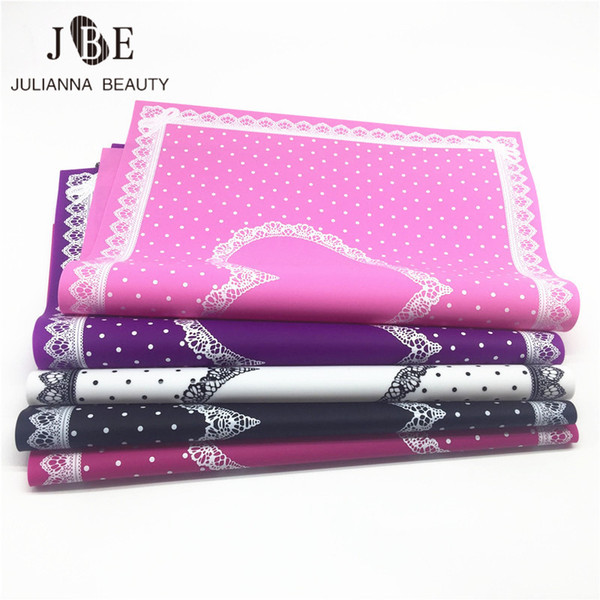1PCS Foldable Silicone Lace Dot Nail Art Hand Cushion Holder Pad Mat Arm Rest Soft Manicure Practice Beauty Salon Tool Washable