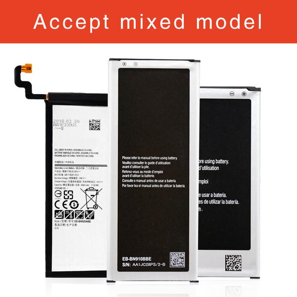 best selling For Samsung Galaxy Note 3 4 5 Top Quality OEM Replacement Battery B800BU EB-BN910BBU EB-BN920ABE Akku Batteria Fast Shipping
