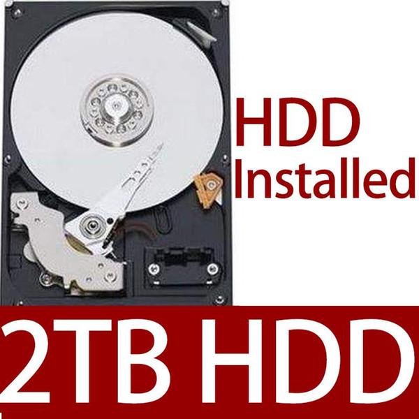 مع 2TB HDD