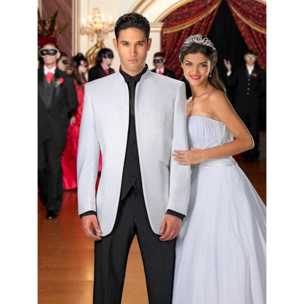 Customized new best selling men's suit two-piece suit (jacket + pants) wedding groom groomsmen suit dress men's ball party dress