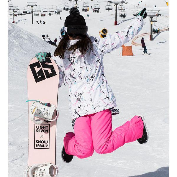 Warm Mountain Ski Von Portnice Frauen Skianzüge Für Hose Snowboard Wasserdicht Großhandel Jacke Skianzug Schnee 2018 Damen Winter Weiblicher w0vON8mn