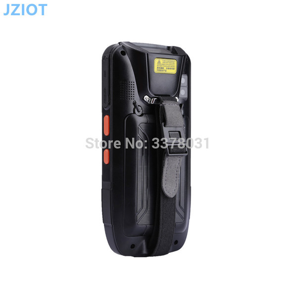 Mobile Data Terminal Android Rugged Industrial PDA 1D 2D Laser Barcode Scanner NFC Reader