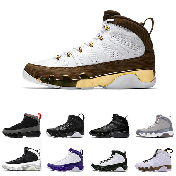 new concept 60fe4 73fd6 2018 Mop Melo Bred 9 LA Oreo Man Basketball Shoes Black Red White Shoe Tour  Yellow PE 9s Men Sport Trainer Sneakers Shoes Jordans Running Shoes From ...