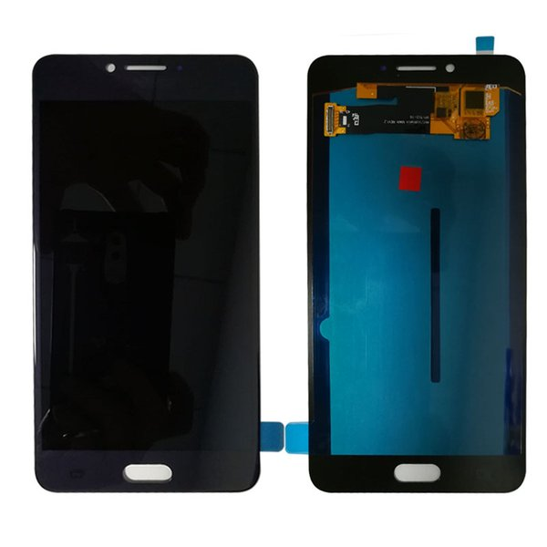 C7 pro Super AMOLED Glass Screen LCD Display Screen For Samsung Galaxy C7 Pro C7010 LCD Display +Touch Screen Digitizer Assembly Tools