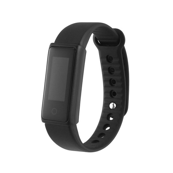 F600 Professional Heart Rate Smart Wristband SPO2 Test with 0.96-Inch TFT Color Screen Sleep Monitoring Smartband 2018 New
