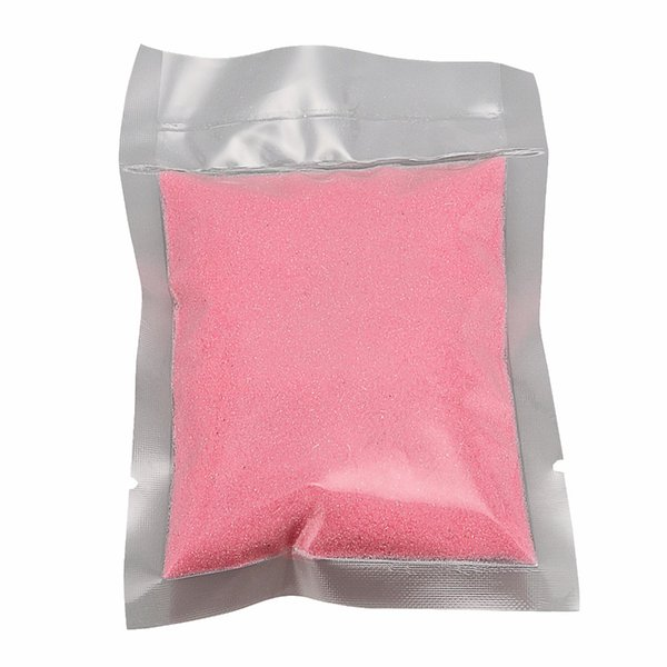 50g/100g Pink Metal Glitter Nail Art Tool Kit Acrylic Glitter Dust gem Polish Nail Tools Decorating