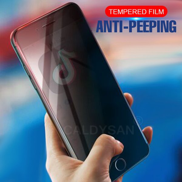 9H Anti Glare Protective Glass For IPhone X 8 7 6 6s Plus Cover Screen Protector Film For IPhone 6 6s X 8 7 Plus Tempered Glass