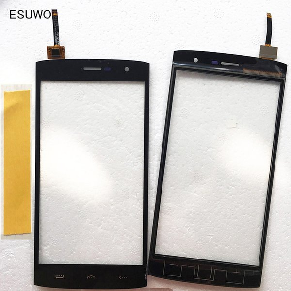 "ESUWO 5.5"" Touch Screen Digitizer For HOMTOM HT7 HT7 Pro Glass Panel Replacement Touch Sensor Touchscreen Front Glass"