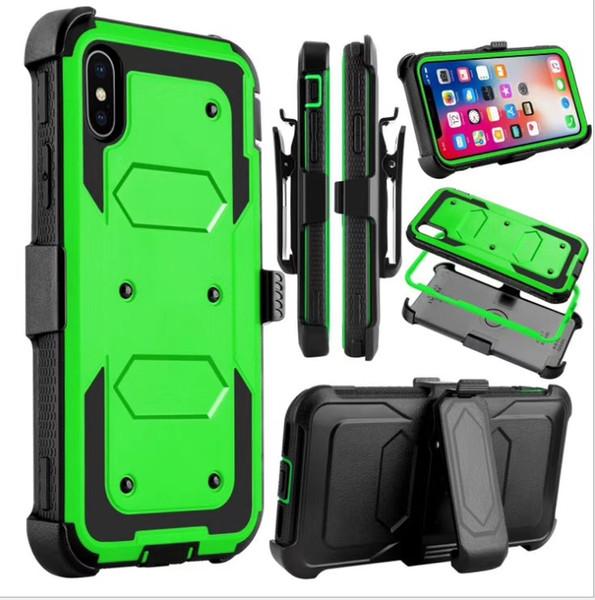 For ZTE Zmax Pro Z981 Z982 Alcatel Fierce 4 Stellar Tru Idol 4 HTC 530 Shell Combo Holster Shockproof Cheap Hybrid Case Belt Clip