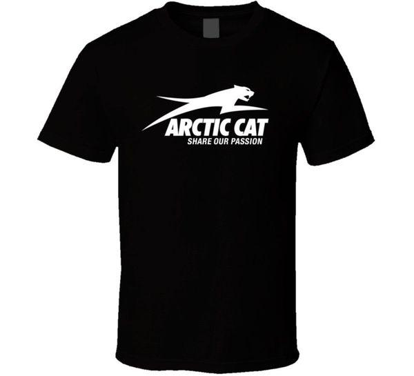 arctic cat ATV extreme snow T Shirt Men T-Shirt Free Shipping Top Tees Hot 2018 Summer Men'S T Shirt Fashion