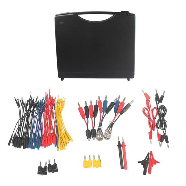 Teste de Resistência do fio condutor DHL Free Test Auto Kit Universal Car Mecânica Testers Multi-função Cabos circuito de teste Digital Fiação