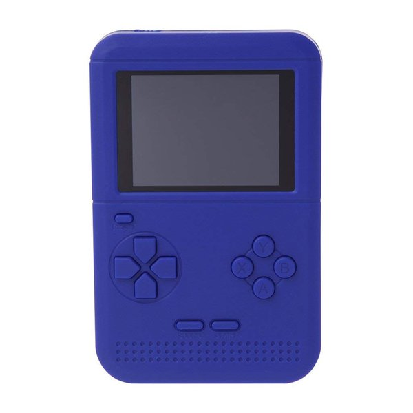 Mini Handheld Game Console 2.6 inch LCD Color Screen Children Portable Game Player 300 Retro 8 Bit Games Nostalgic Game Player for Gift