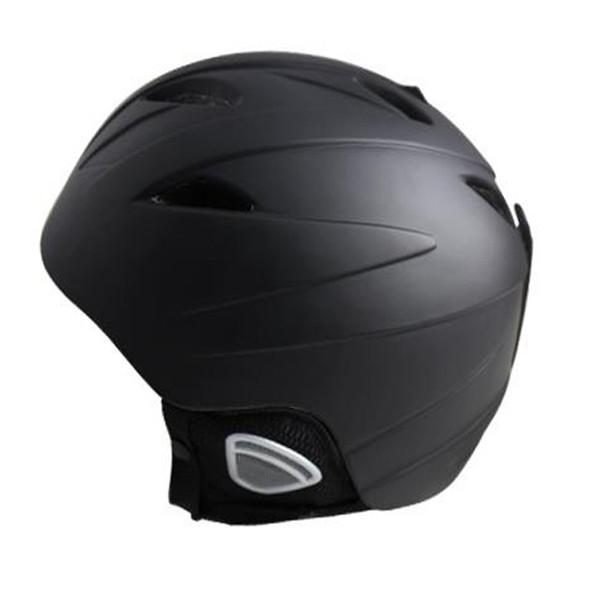 Ski helmet Adult Half-covered Intrgrally-moldedOutdoor Helmet Protect Head Snowboard Skating Safety Light Ventilation Skiing