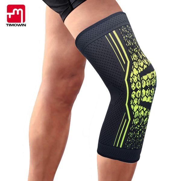 TIMOWIN 1 шт. держите теплые наколенники колено протектор поддержка для бега, пешие прогулки, артрит, боли в суставах и восстановления
