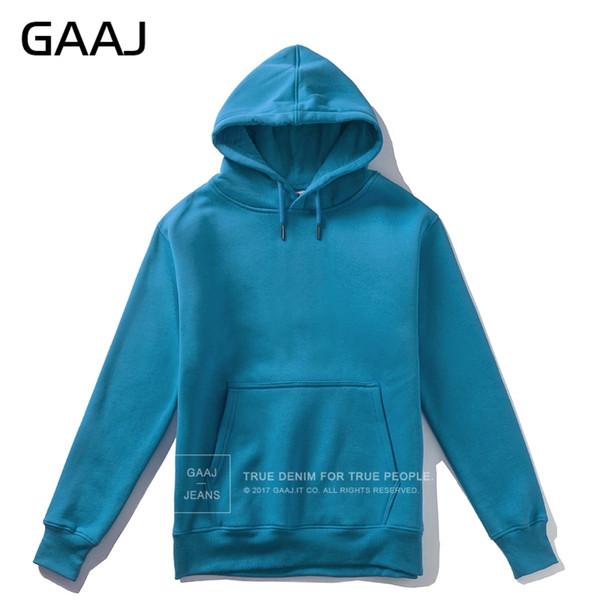 2018 Men Hoodie Women Hoodies Casual Terry Sweatshirt Hip Hop Cotton Hooded Streetwear Plus Size 3XL Pink Green Blue Yellow Red