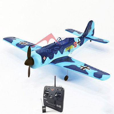 TSRC EPO FW190 RC RTF Propeller Plane Model W/ Brushless Motor Servo ESC Battery
