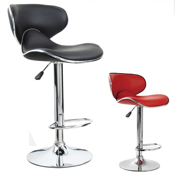 Magnificent 2019 Butterfly Counter Leather Chair Bar Reception Fashion Bench Chairs Modern Adjustable Synthetic Accessories Eco Friendly Pub New 125Lb2 Jj From Machost Co Dining Chair Design Ideas Machostcouk