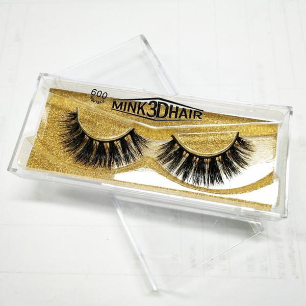 seashine wholesale Factory price export real mink lashes false eyelashes 100% real mink fur lash free shipping