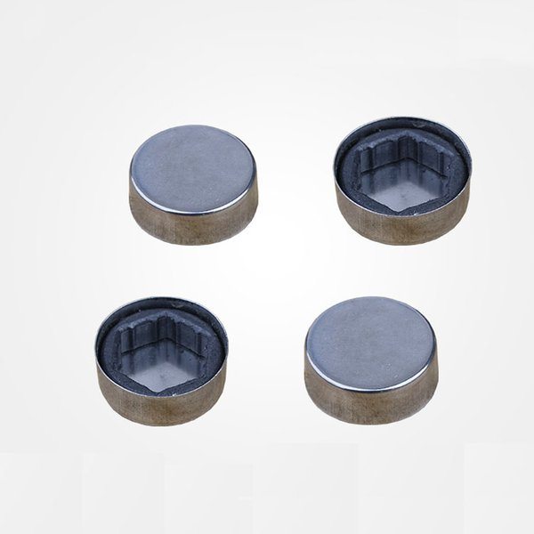 M8 nut cap expansion screw cover stainless steel decorative cover column foot cover stair rail floor cap