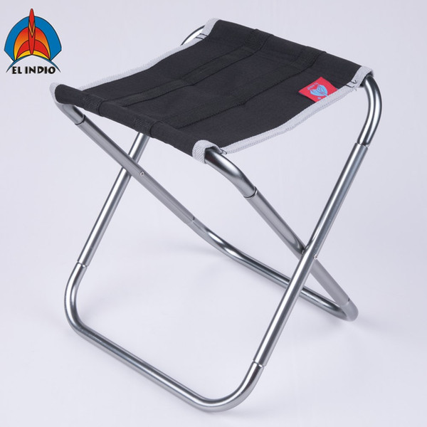 Portable Backpack Aluminum Folding Chair for Multi-functional of Camping Chair Folding Stool Outdoor FISHING